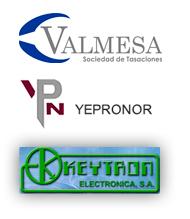 Valmesa, Yepronor, Keytron
